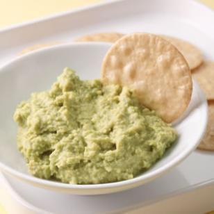 Edamame-Ginger Dip - Live Green Eat Clean
