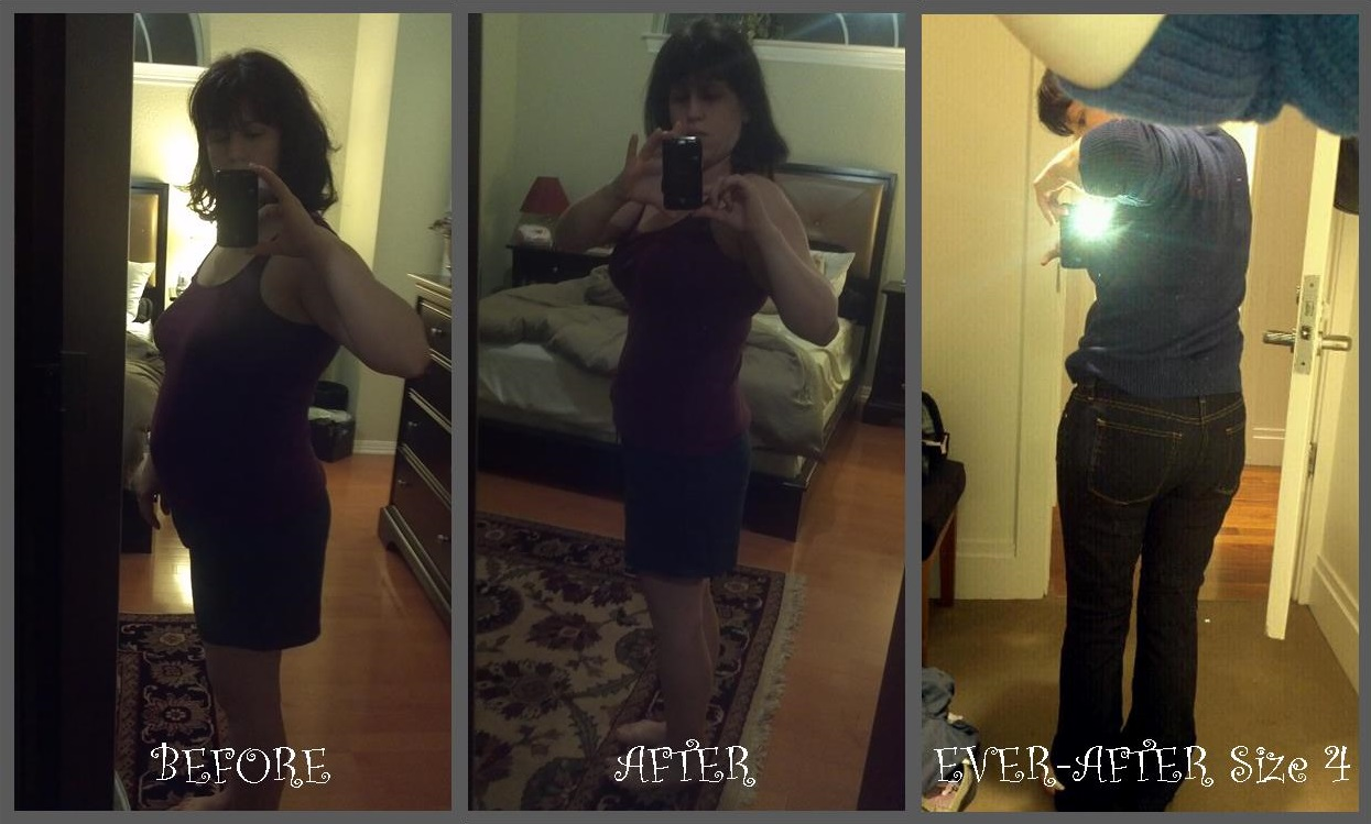 Gina Before-After-EverAfter