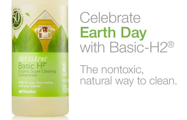 Celebrate Earth Day with Basic H
