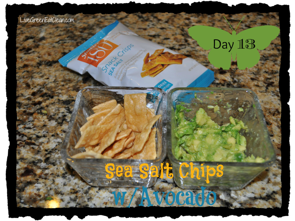 Day 13 180 Chips Avocado Blog