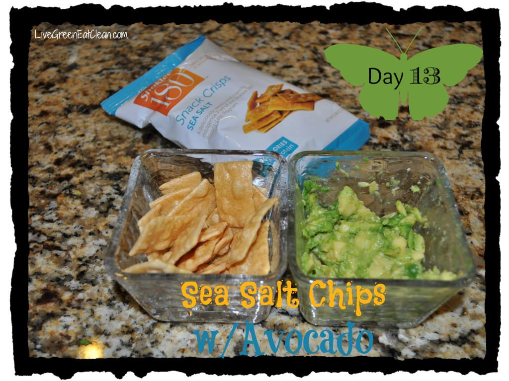 Day 13 180 Chips Avocado Blog