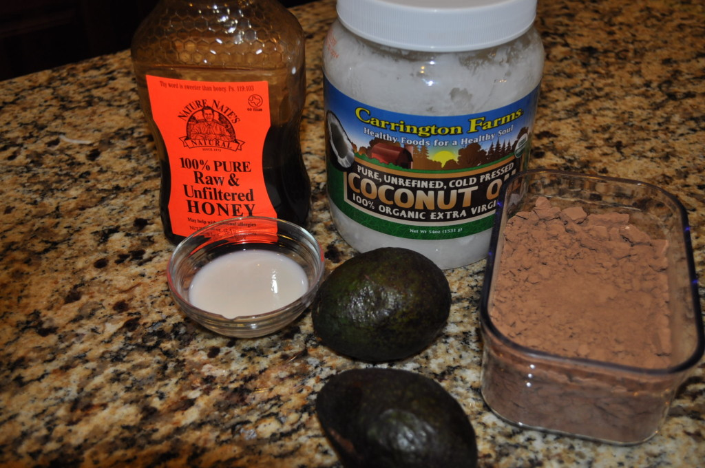 Day 26 Avocado Pudding (1)
