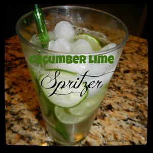 Cucumber Lime Spritzer (2)